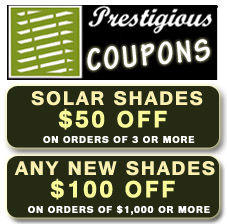 Window Shades Coupons NYC