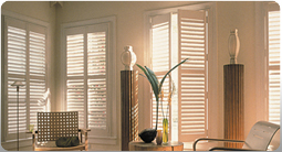Window shutters in NYC