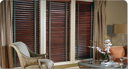 wood blinds in NYC