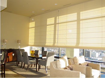 Decorating roman shades for windows : Roman Shades NYC | Roman Window Shades NYC